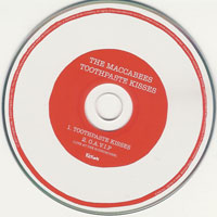 The Maccabees - Toothpaste Kisses (2008) (Single)