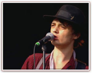 Babyshambles live on Glastonbury 2007